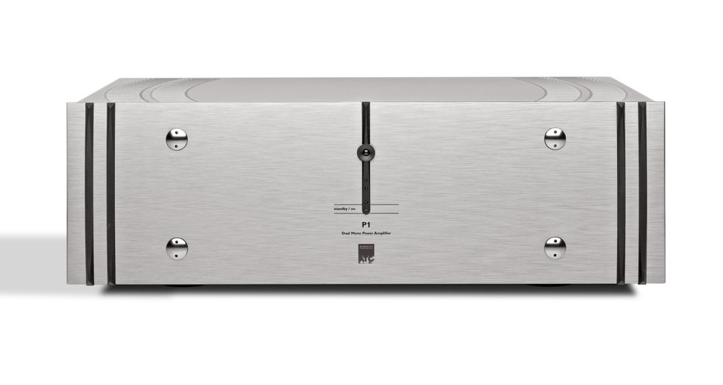 P1 - Dual-Mono Power Amplifier   ATC Loudspeakers