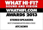 Awards 2013 ATCSCM11