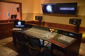 CRAS Control Room