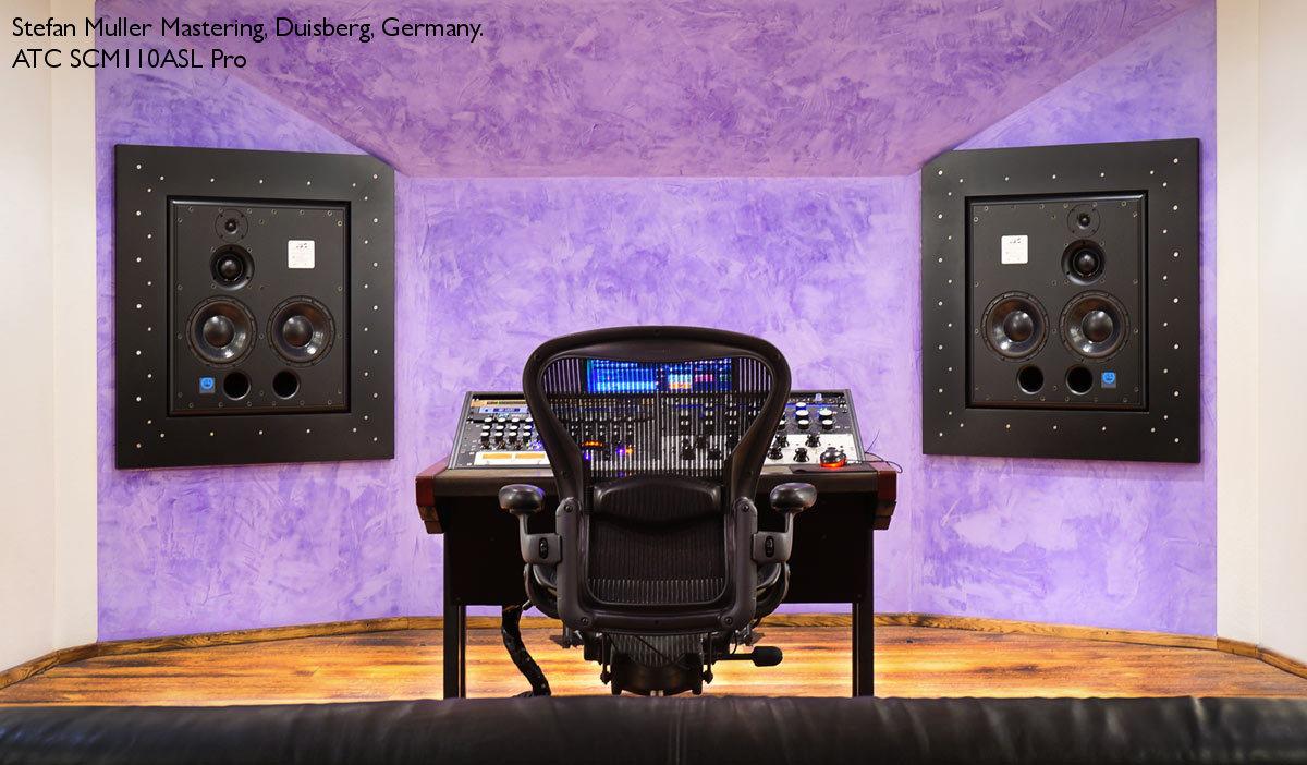 Scm110asl Pro Atc Loudspeakers