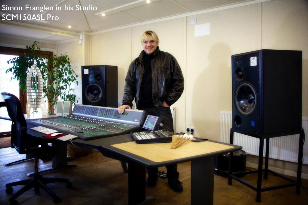 Scm150asl Pro Atc Loudspeakers